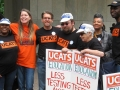 UCATS at the Albany Rally for Education