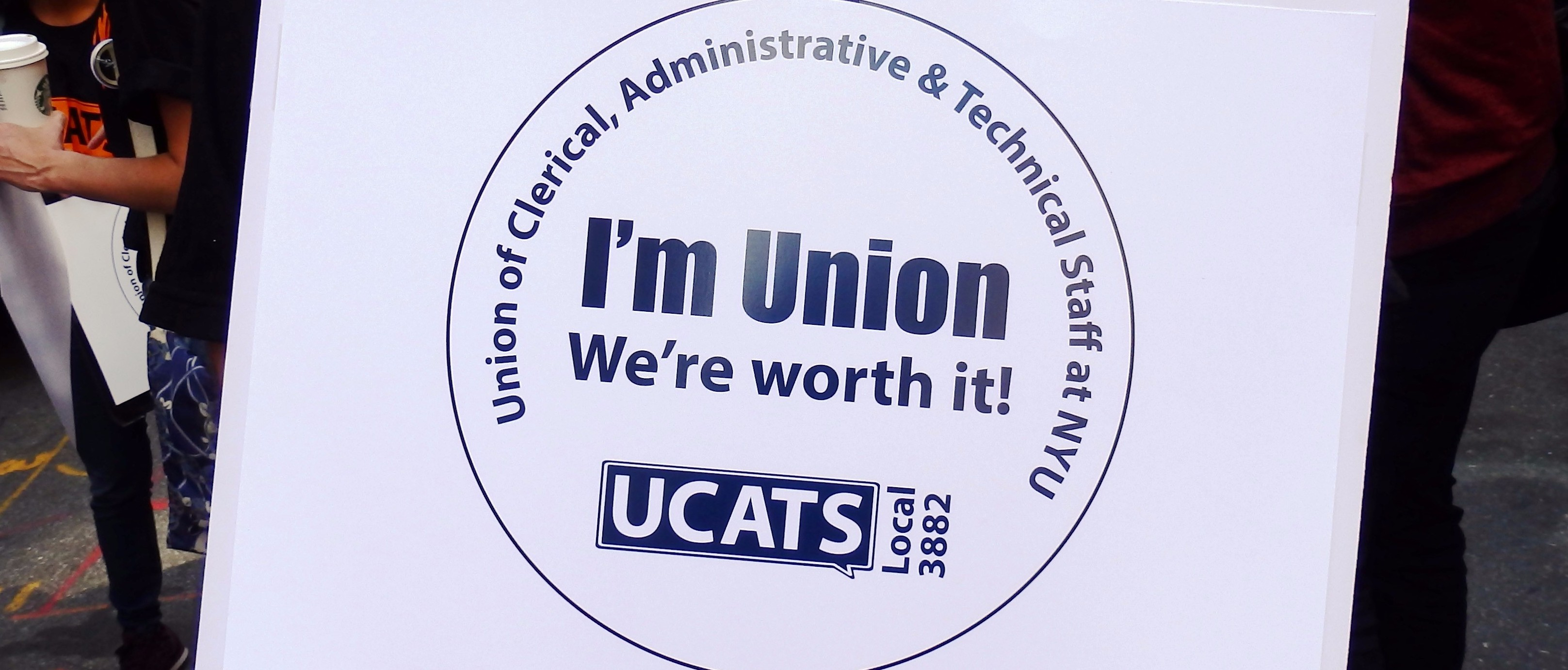 UCATS button poster